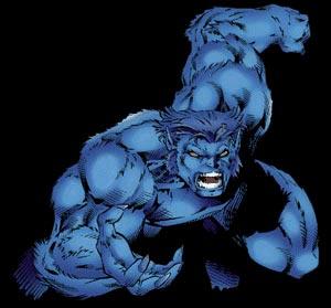 X-Men's Beast