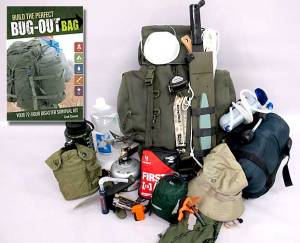 A bug out bag