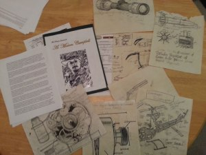 Drawings, schematics and plans