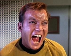 Captain Kirk's Evil Counterpart